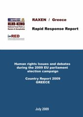 raxen-rr-human-rights-issues-and-debates-during-the-2009-eu-parliament-election-campaign-web